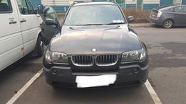 BMW X3 E83 3.0i M54 ,бмв Х3 е83,Розбір/Розборка
