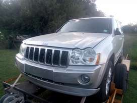 Jeep Grand Cherokee 3.0 CRD x 3 stripping for spares