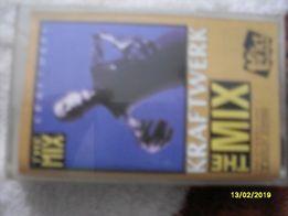KRAFTWERK THE Mix kaseta audio