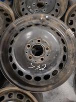 Felga stalowa 5x112 Mercedes 15x6j et44