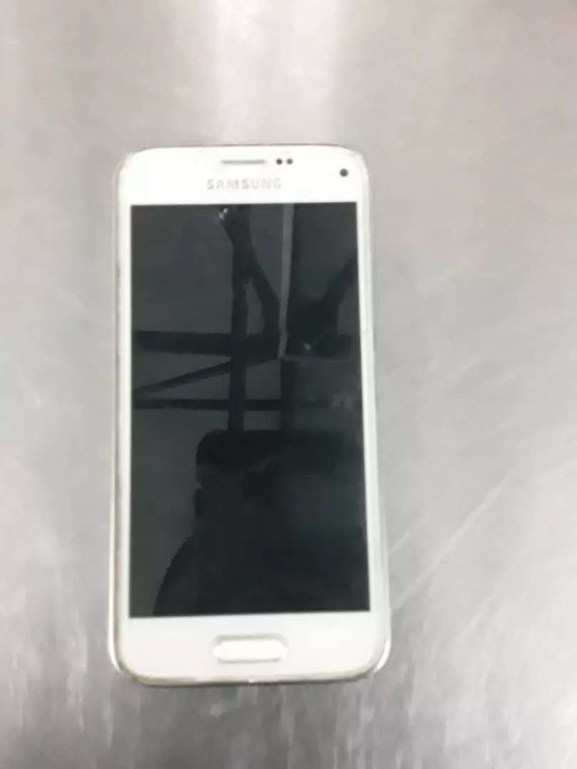 Samsung s5 mini with screen protector 0