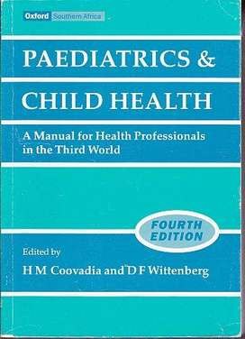 Medical Textbook: Coovadias Paediatrics