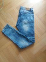 Spodnie fishbone 40