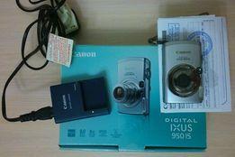 Продам Canon Digital IXUS 950 IS под восст-ние или на з/части 500 руб.
