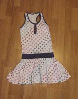 sukienka bokserka 128