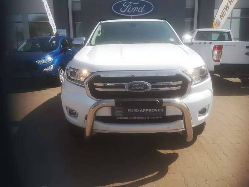 2019 Ford Ranger 2.0 Single Turbo 4X4 10 Speed Auto XLT Double Cab 0