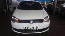 Volkswagen Polo Vivo 1 4, 2017, Manual, Petrol