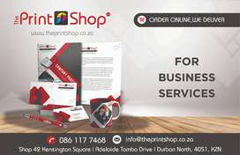 The Print Shop - For all your Business Printing Needs