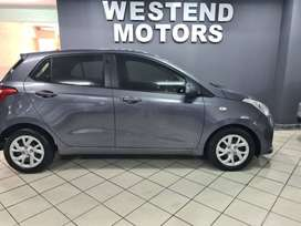 2019 Hyundai Grand i10 1.0 Motion Auto
