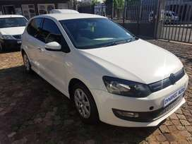 2014volkswagen polo 6 1.2 tdi, for sale