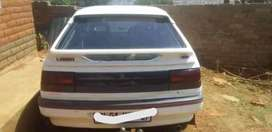 ford laser without a engine