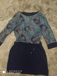 Продам молодёжное платье