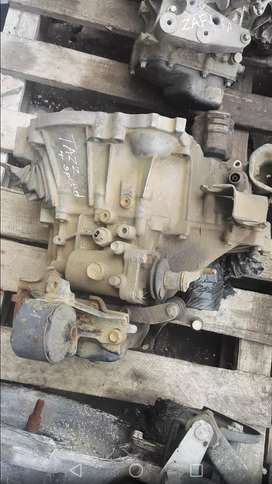 Toyota tazz 4 speed manual gearbox for sale