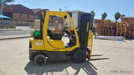 Hyster 2.5 ton Gas