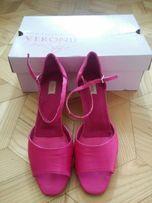 Nowe! Fuksjowe ( różowe) piękne, buty do tańca