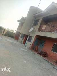 Lovely upstair 2Bedrm with wardrobe closer to Ipaja To Let 0