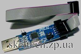 Программатор USBASP USB ASP поддерживает понижение частоты SPI (JP3