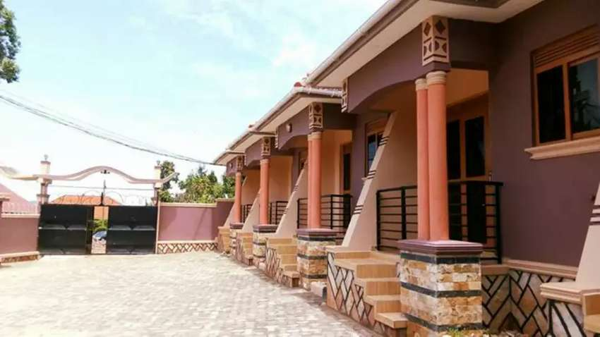 adorable self contained double rooms in kisasi at 350k ugx 0