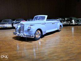 Колекция автомобилей советского автопрома