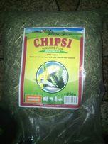 Сено солома для грызунов chipsi sunshine plus meadow hay