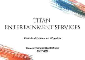 PROFESSIONAL MC SERVICES