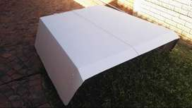 Canopies,Canvas R4000, Steel R 5000