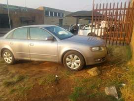 2006 Audi A4 in good condition.