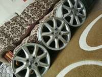 Image of Toyota Yaris limited edition wheels