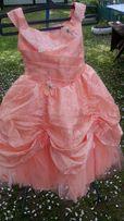 Красивое нарядное платье для утренника на девочку 4-6 лет недорого
