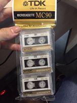 Микрокассета для диктофона