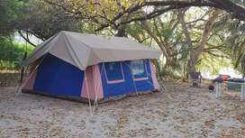 Camping Canvas Tent
