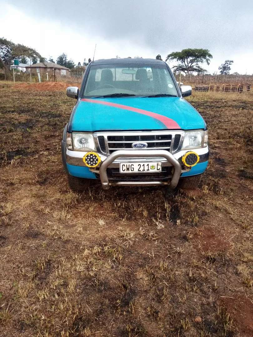 Double cab V6 Ford Ranger problem with crank pulley, aircon 0