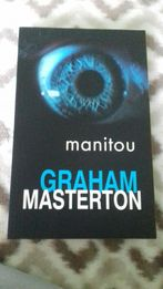 Książka Graham Masterton