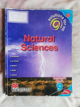 Solution for all Natural science grade 9 Learners Book grade 9 caps