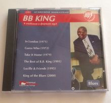 блюз BB King 6 альбомов в формате MP3