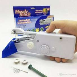 Handy Stitch Hand Held Portable Sewing Machine