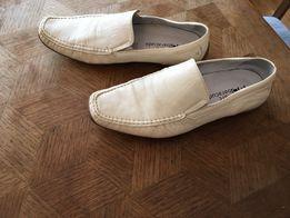 Marc Baracuda туфли кожаные