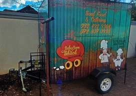 YOUR OWN BUSINESS ON WHEELS, READY TO ROll.Food Trailer