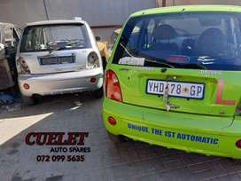 Chery QQ - Stripping for parts and accesories