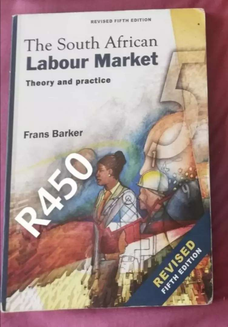 The South African Labour Market - Revised 5th Edition 0