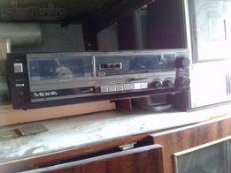 Маяк Аудио магнитофон Маяк 240 с двумя колонками