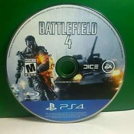 Battlefield 4 PS4 Disc New in PS3 Case