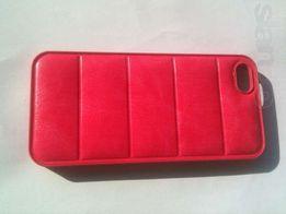 Продам отличный чехол под кожу для iPhone 5S
