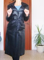 Куртка, плащ, френч, пальто. Кожа!В идеале!