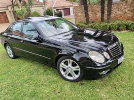 Mercedes Benz E280  Face lift  2006