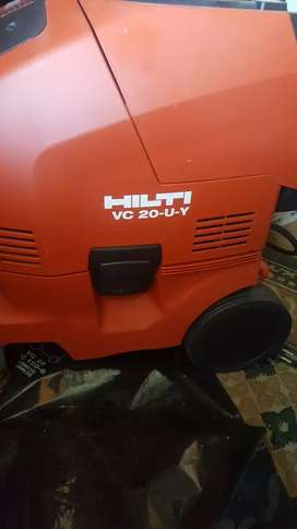Hilty cobstruction vacuum cleaner