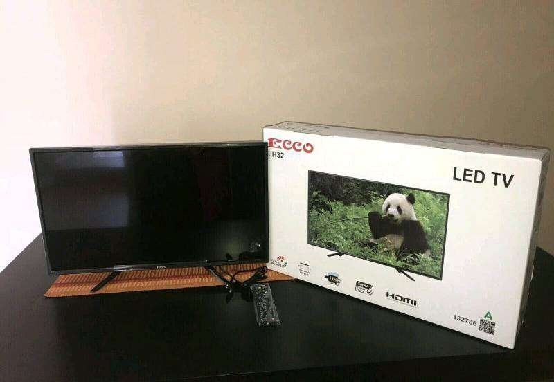 """32"""" LED TV Brand New Sealed In The Box R1499 0"""