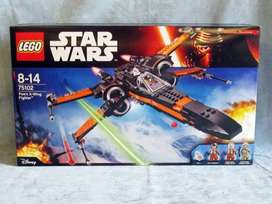 LEGO Star Wars Poes X-Wing Fighter