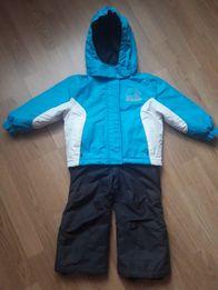 Зимний термо комбинезон Lupilu раздельный. Куртка и штаны на девочку