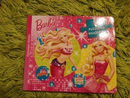 Puzzlowa książeczka Barbie puzzle